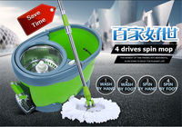 Floor spin mop 360 mgic mop second hand items mop