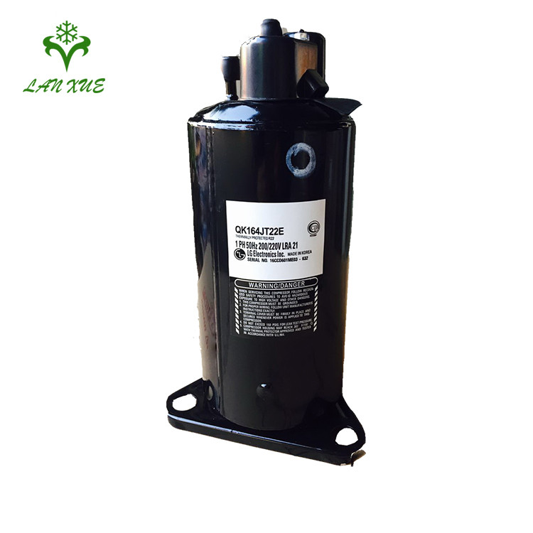 QK164 LG Rotary Compressor for air conditioning with 9700BTU Refrigerant