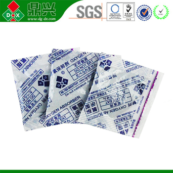 Hot Selling Non toxic Iron powder oxygen absorber food grade food preserve
