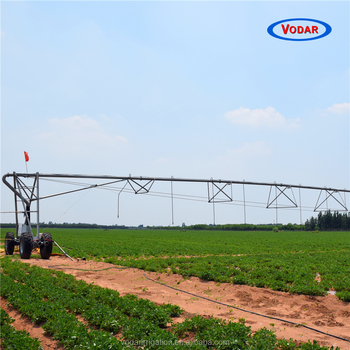 VODAR Hose-Drag Linear/Lateral Move Irrigation Machines