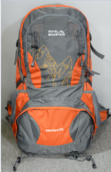 Factory direct wholesale orange travel bag cover