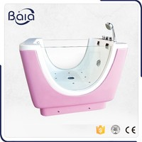 Pink,Yellow,Orange,Purple,White dog grooming bathtub