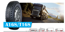 TBR Tubeless 10.00r20 11.00-20 12.00x20 750-16 8.25-16 Commercial Truck Tires
