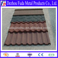 Stone chip coated nigeria roof tile manufacturer