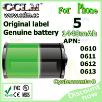 cell Phone Battery,For iPhone 5 Original Battery