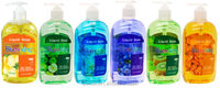 detergent soap making formula hospital liquid hand soap with pump 520ml
