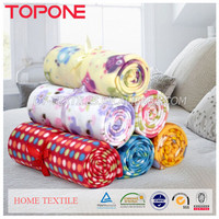 Buy direct from china wholesalers heavy fleece blanket