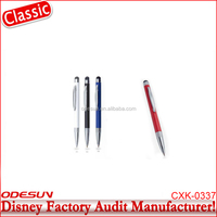 Disney Universal NBCU FAMA BSCI GSV Carrefour Factory Audit Manufacturer Light Ball-Point Pen Video Camera