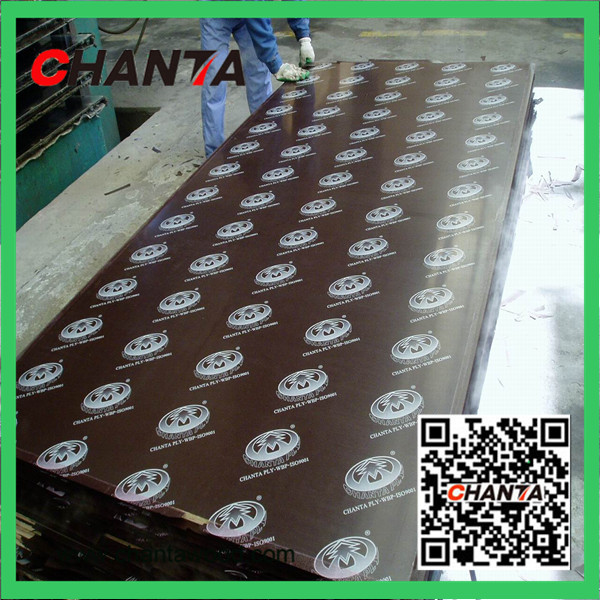 gurjan plywood plastic film faced plywood with low price
