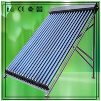 Heat Pipe Hot Tube Water Solar Collector, Solar Water Heater