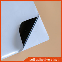 Promotional Advertising Material PVC Self Adhesive Vinyl Film With Favorable Price