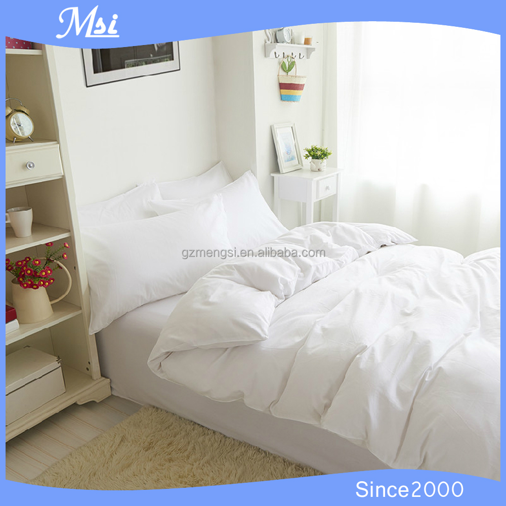 Msi The Best Supplier Indian Cotton Hotel European Style Bedding Linen Set