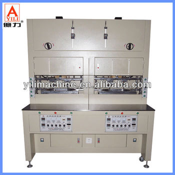 Fabric Bra Cup Molding Machine (Double molds)