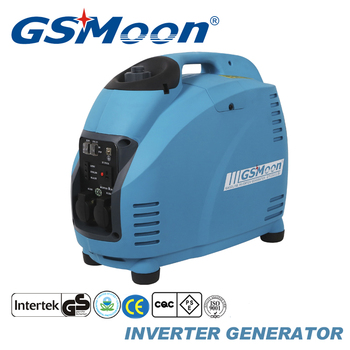3kw mini portable silent gasoline digital inverter epa generator