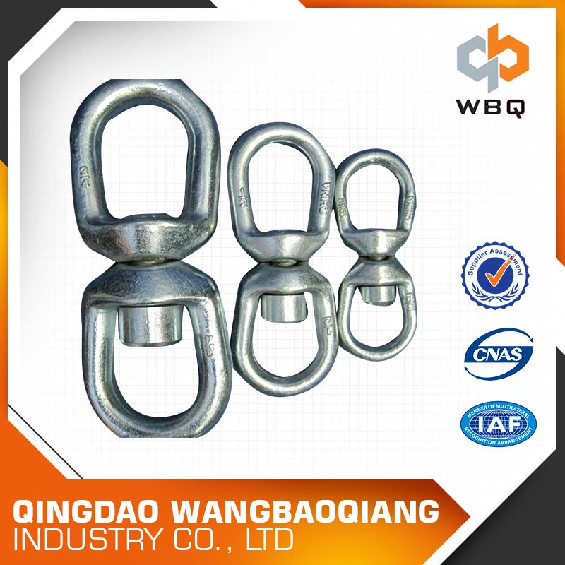 Chinese China Manufacturer G402 Swivel Rings Big And Small Eye Swivel