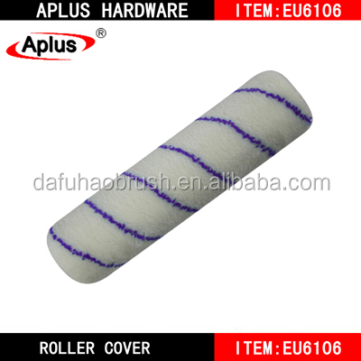 paint roller fabric/nap roller cover/european paint roller brush