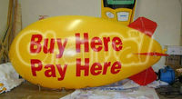 Advertising Inflatable Blimp/Blimp airship