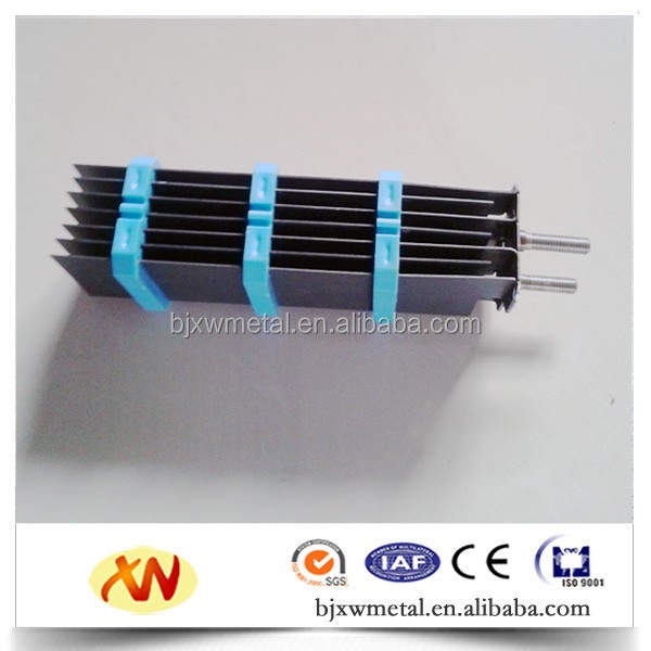 MMO Coated customized Titanium Anode for Electro Chlorinator Cell