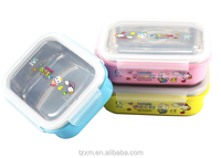 Plastic vacuum airtight food container