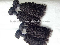 wholesale virgin AAAA burmese hair curly