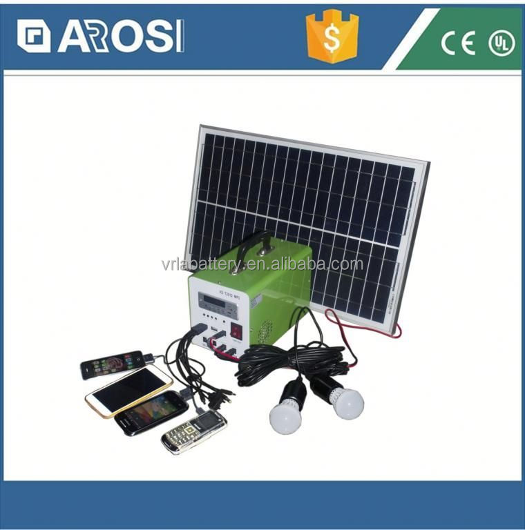 Advanced technology 48V solar air conditioners mitsubishi 30w 7ah mini solar system china price