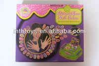 Creativity for kids color-glitter&glow nail salon