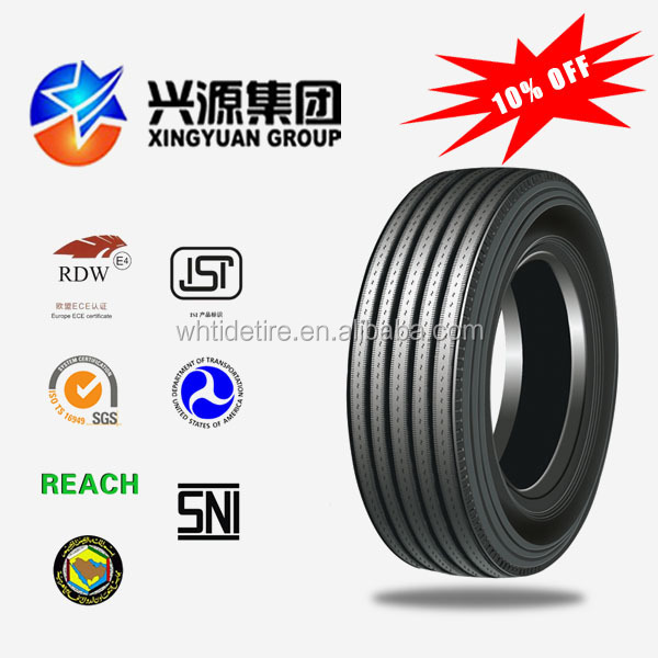 China tire supplier wholesale high performance trailer tire 295/75R22.5