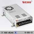 AC-DC S-350-12 CE approved 350w 12v 29a single output led switching power supply