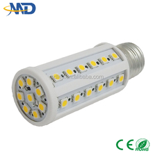 5w 5050 smd led corn bulb e27 90-277V 12V 3 years warranty dimmable led spotlight 12v