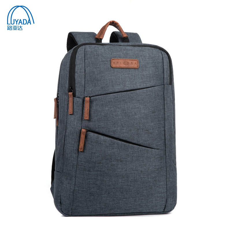 Top Quality Factory Wholesale backpack OEM Women and Men Nylon Laptop Backpack Bag