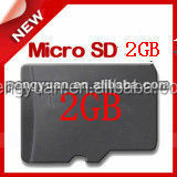 Hot sale made in taiwan upgrade micro SD memory card 2GB/4/GB/8GB