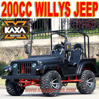 Adults 200cc Mini Willys Jeep in India