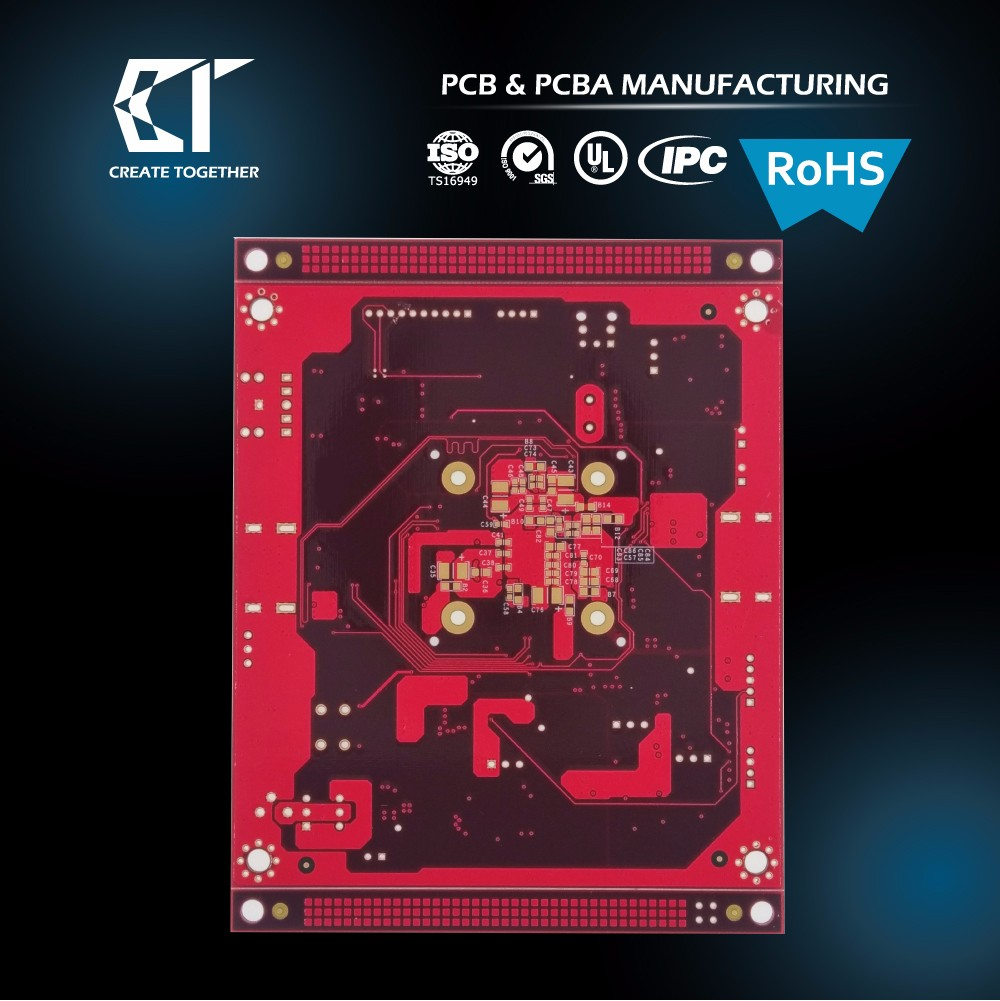 Taiwan oem rohs lcd led crt tv router computer pc Circuit board mainboard