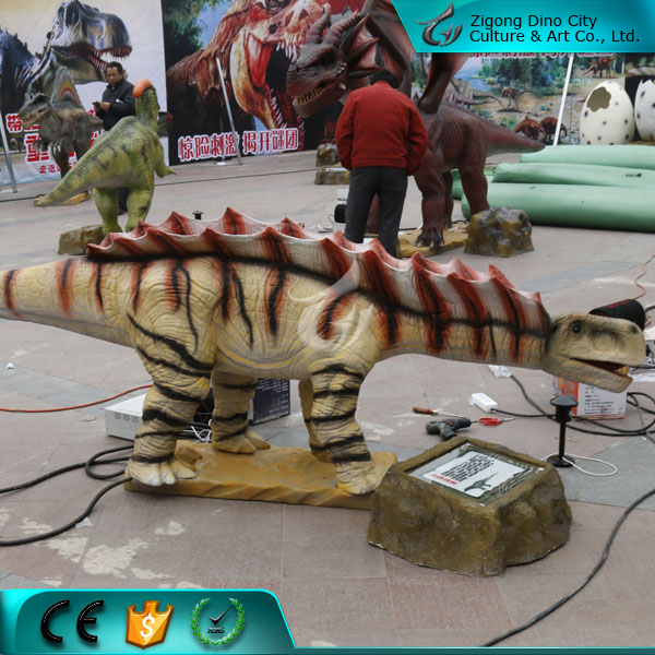 High Simulation Animatronic Dinosaur King for Outdoor Equipment