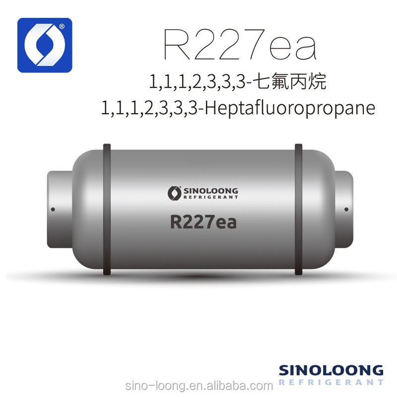 Refrigerant manufacturers special wholesale high quality new environmentally friendly refrigerant R227ea