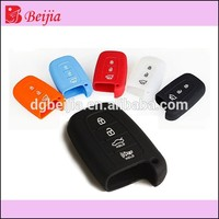 Hot-sale product car remote key rubber auto 3 button smart remote key silicon cover