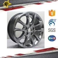 new design good quality replica chrome alloy wheels