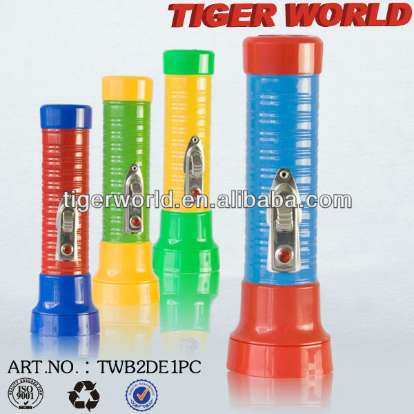 Africa& South America Market New Color Flashlight