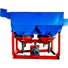Sierra Leone Tanzania diamond processing equipment jig separator JT2-2