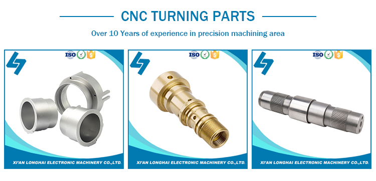 CNC turning services machining stainless steel parts