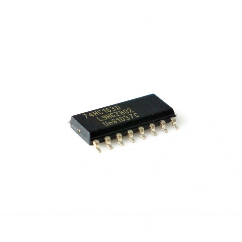 74HC163D SOP-16 counter IC/division 3.9MM--WHTS3 IC Electronic Component