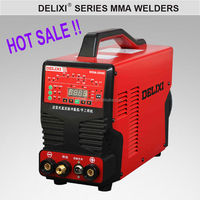 portable mini full digital argon arc tig pulse inverter welder