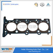 Chinese chevrolet sail original quality hot sale auto spare parts for 24103194 Cylinder gasket