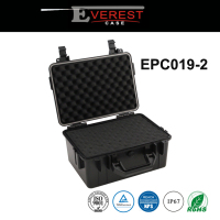 Large waterproof plastic equipment case,medical equipment case