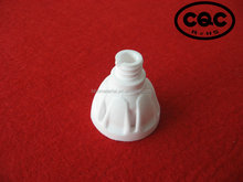 E14 Porcelain lamp holder/ceramic lamp base/alumina ceramic parts