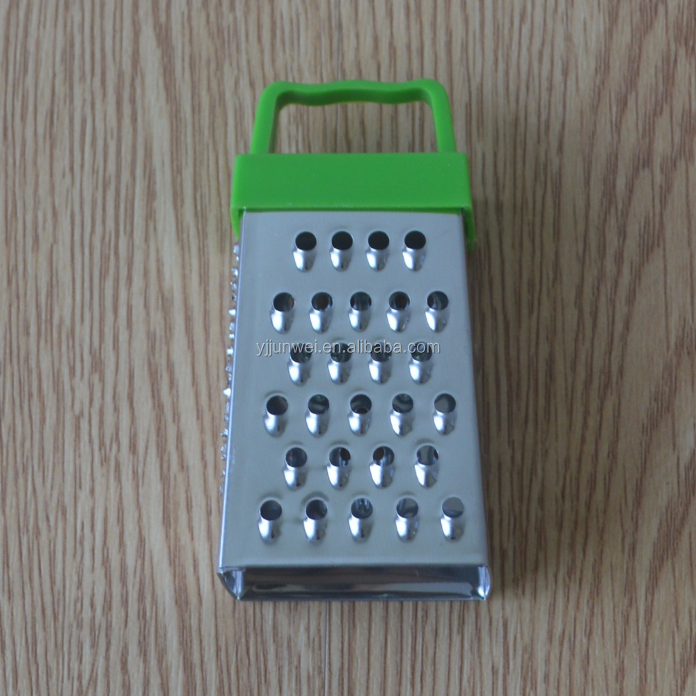 Stainless steel kitchen manual cheese mini grater