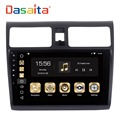 "DASAITA Android 8.0 10.2"" Car radio stereo player with Navigation DVD multimedia system for Suzuki SX4 2006-2010"