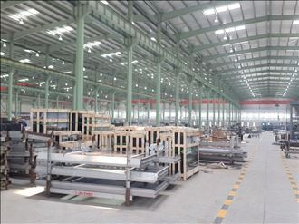 Curtain Wall Project- For Wuxi Tai Lake Technology Center