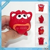 Trade assurance Hot sale TPR material Funny squeeze toy with tongue