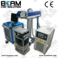 marking machine for metal parts YAG BCJ-50W with high precision